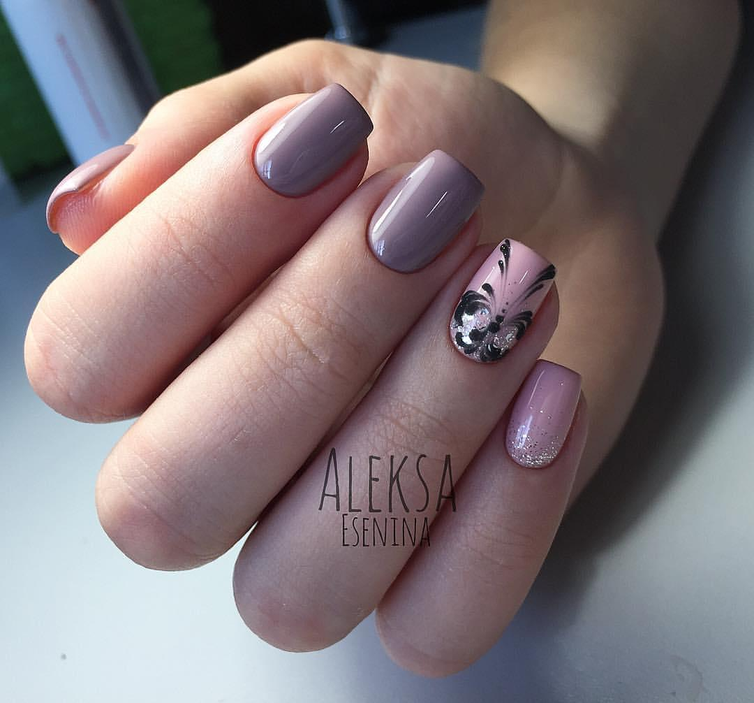 Two color nails