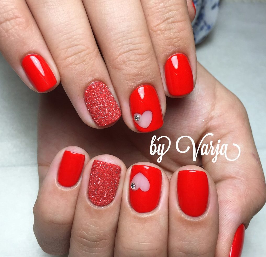 Heart nail designs the best images bestartnails heart nail designs prinsesfo Choice Image