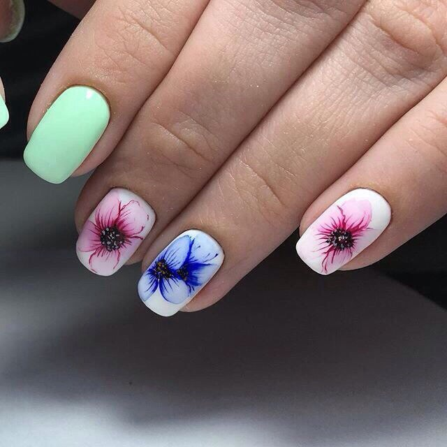 Modern nails the best images bestartnails modern nails photo prinsesfo Images