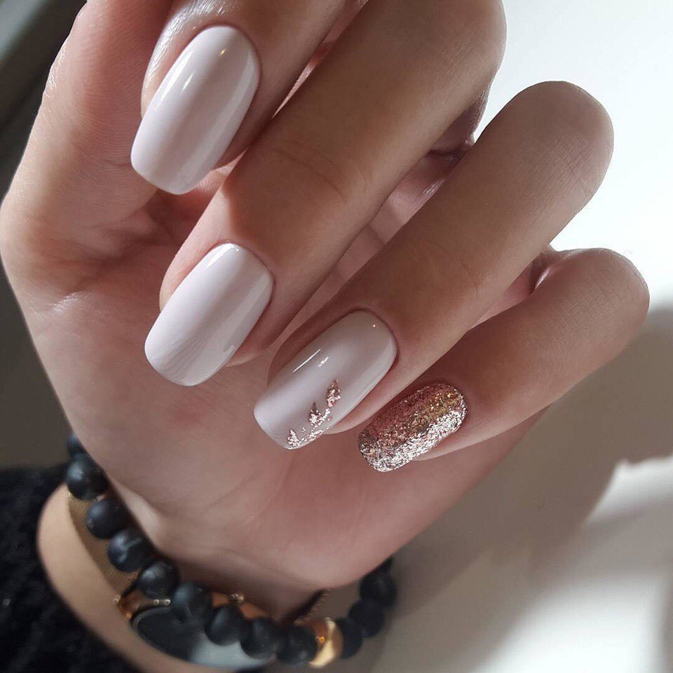 Gel Nail Art Designs to Jazz Up in Style for 2018 - Fashionre