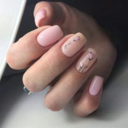 April nails photo