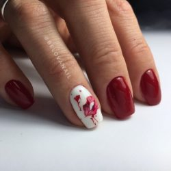 14th February nails photo