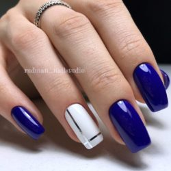 Fashion nails 2018 photo