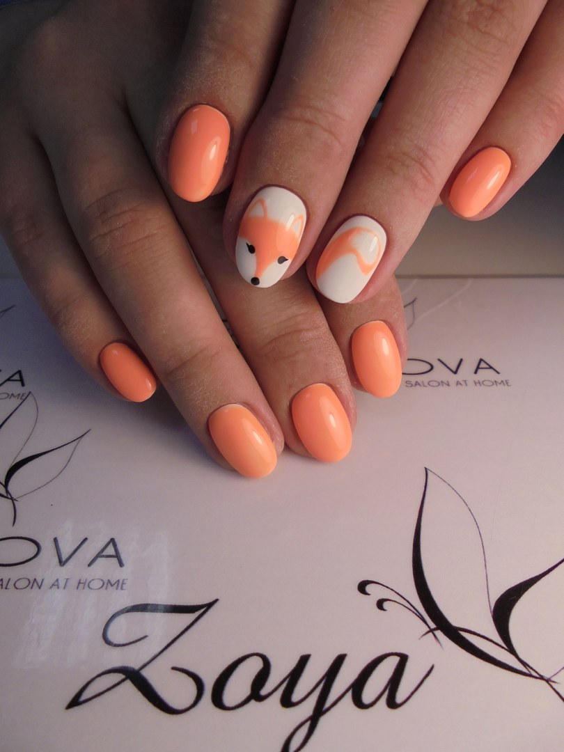 Bright nails ideas
