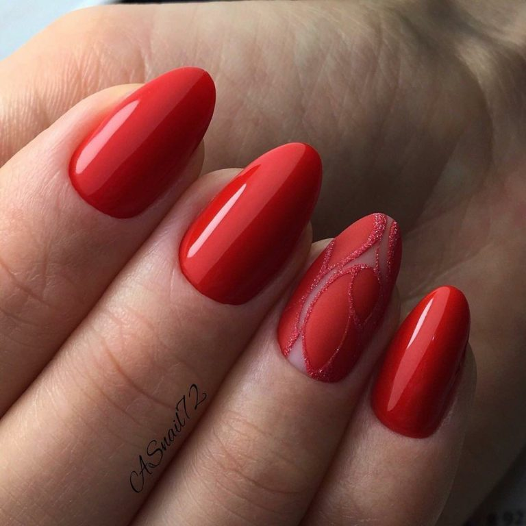 14th February nails