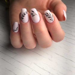 Drawings On Nails The Best Images Bestartnails