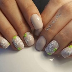 Cute nails photo