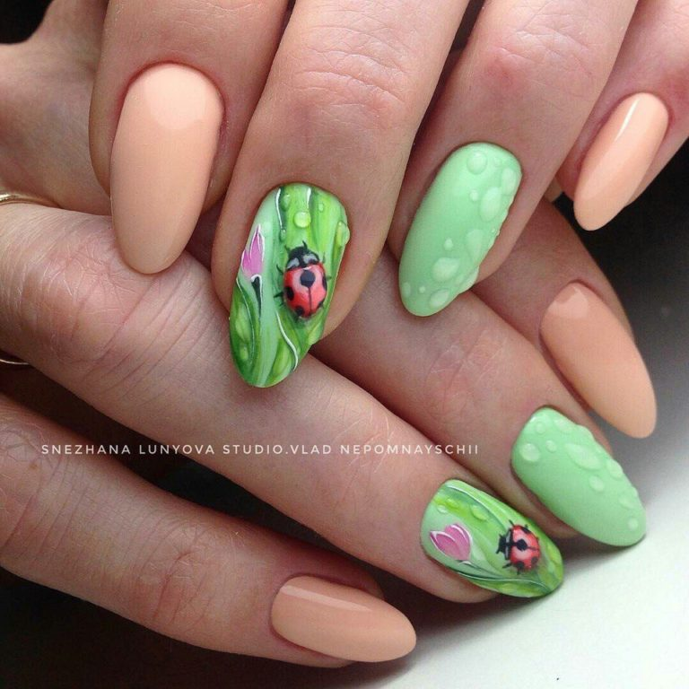 Summer nails 2018