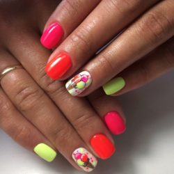 Nails trends 2018 photo