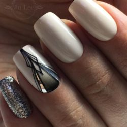 Stylish nails photo