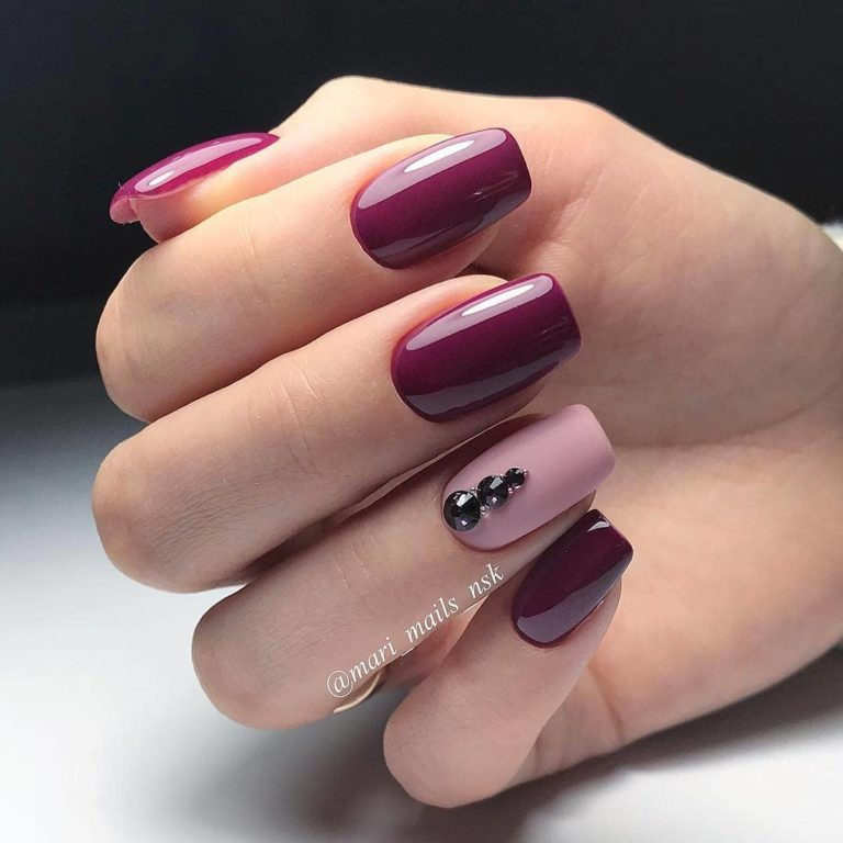 Fall nails trends