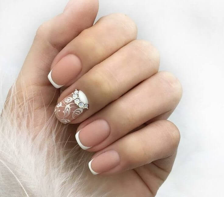 Classic nails ideas