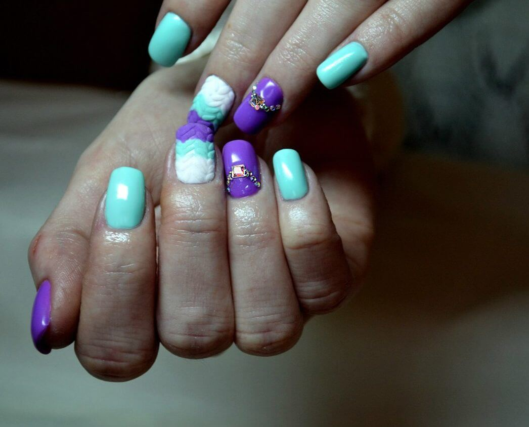Unusual nails