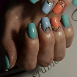 Extraordinary nails photo