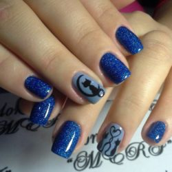 Cat nails photo