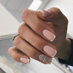 Classic nails photo
