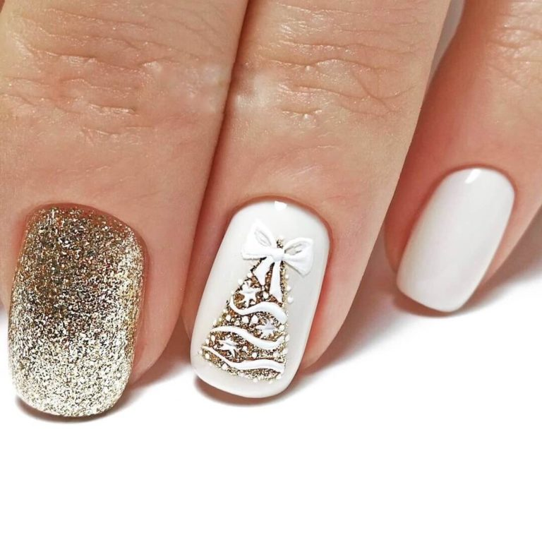 Nails with fir-tree