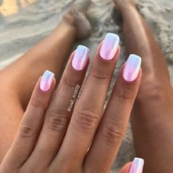 Fashion nails 2020 photo